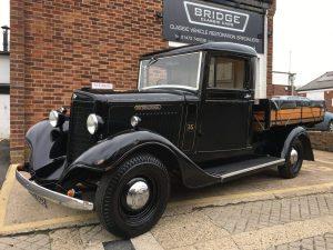 1937 International Harvester C1
