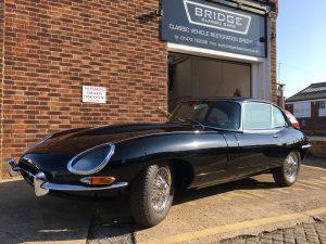 1967 Jaguar E-Type Series 1