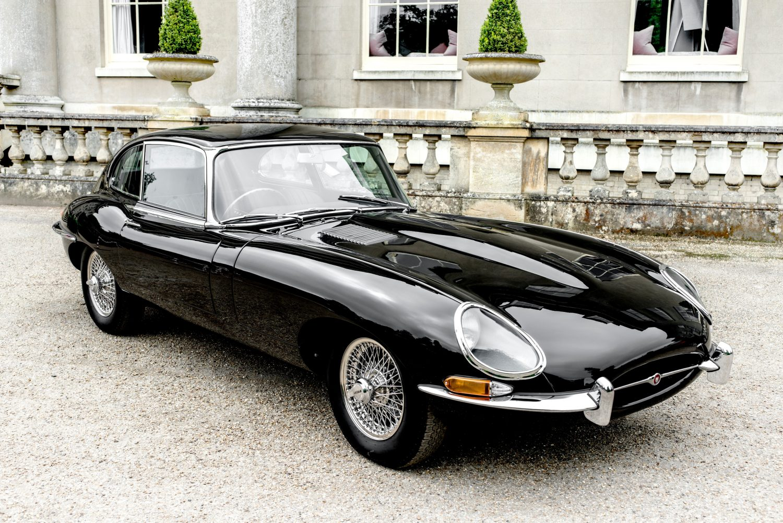 1967 jaguar e type 2 2 series 1 bridge classic cars. Black Bedroom Furniture Sets. Home Design Ideas