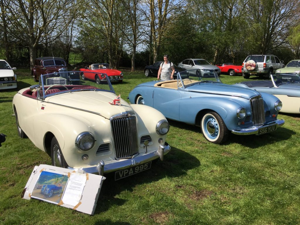 Drive It Day 2018 – Kersey Mill