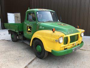 1971 Bedford J Type
