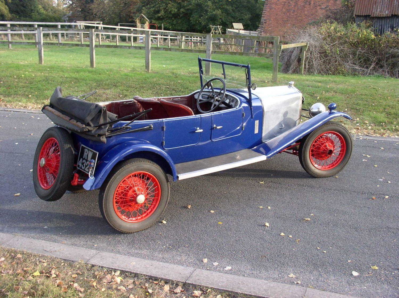 1925 Riley Redwing