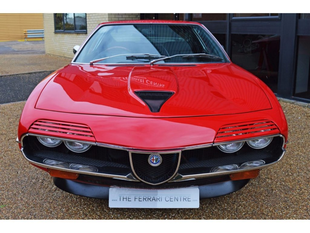 Coming Soon: 1975 Alfa Romeo Montreal