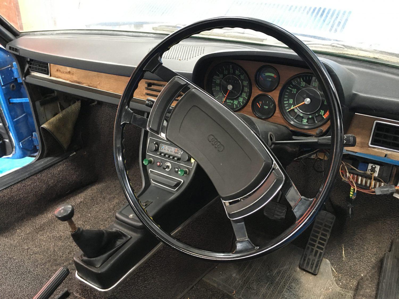 1974 Audi 100 Coupe S Archives - Bridge Classic Cars