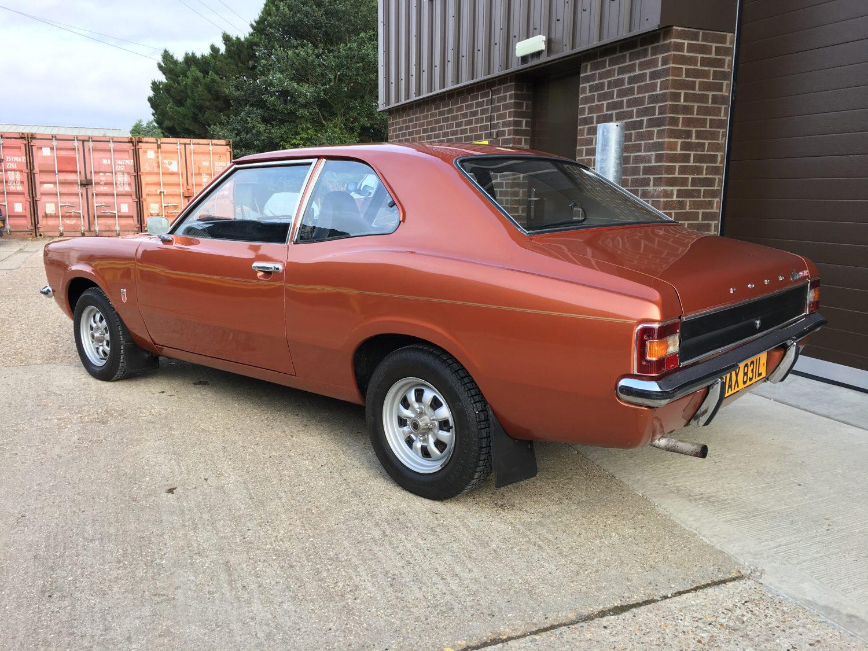 1973 Ford Cortina 2000GT HAX831L