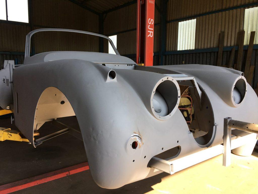 Coming soon: Jaguar XK150