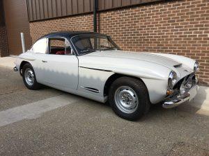 1960 Jensen 541S (The Prototype)