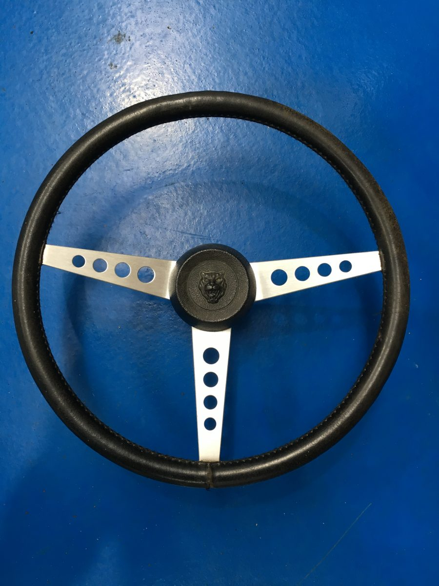 Sourcing an original V12 steering wheel