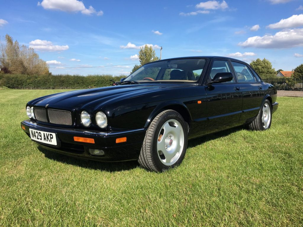 1996 Jaguar XJR Supercharged