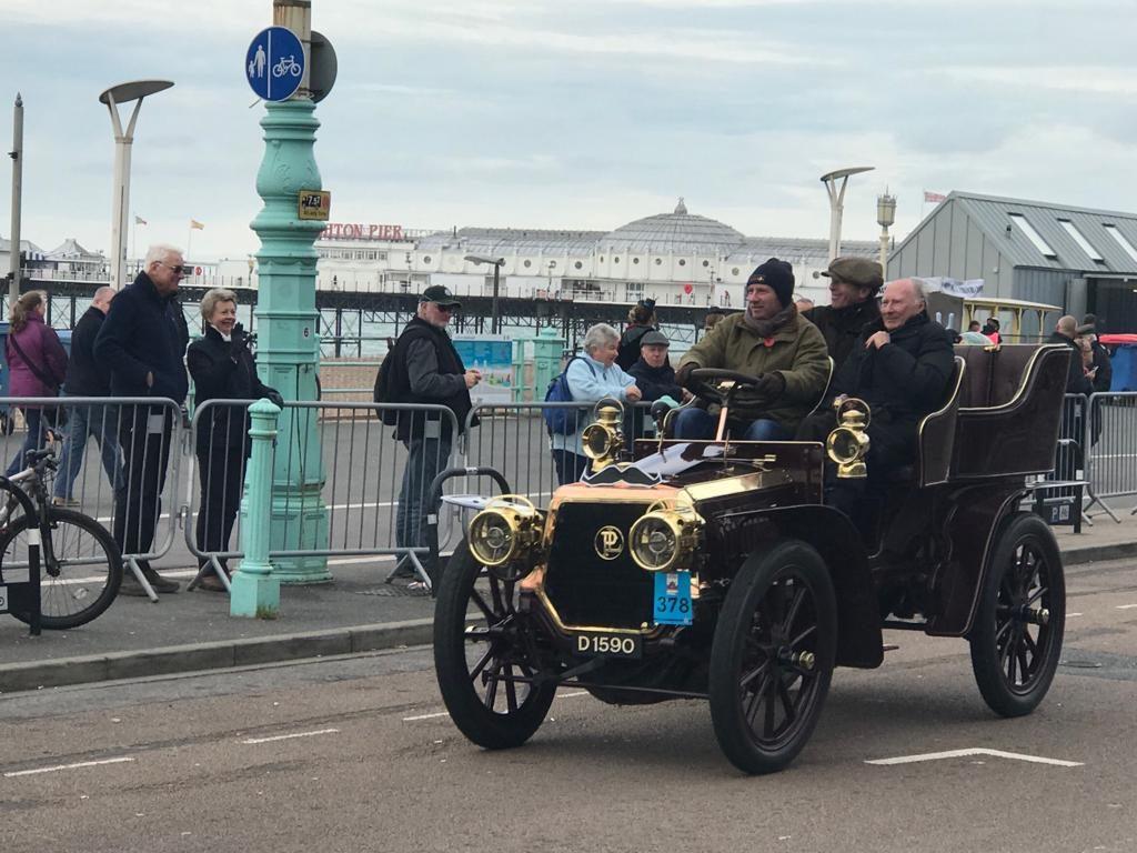 Bonhams London To Brighton Veteran Car Run Supported By Hiscox – 2018