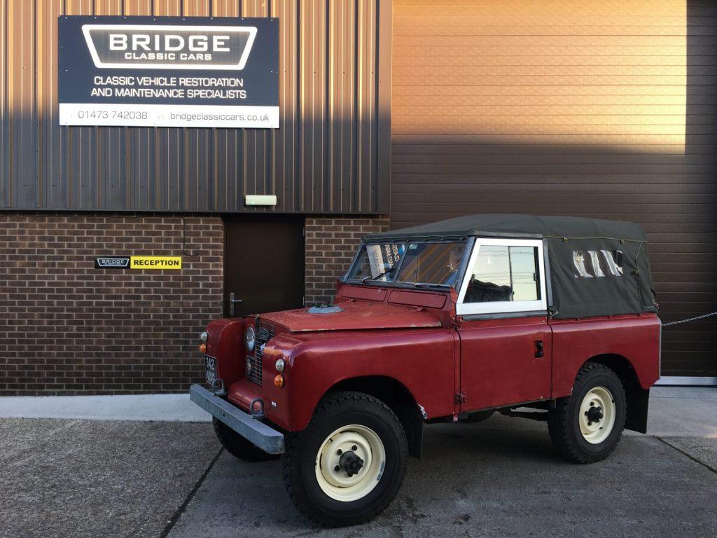 1964 Land Rover