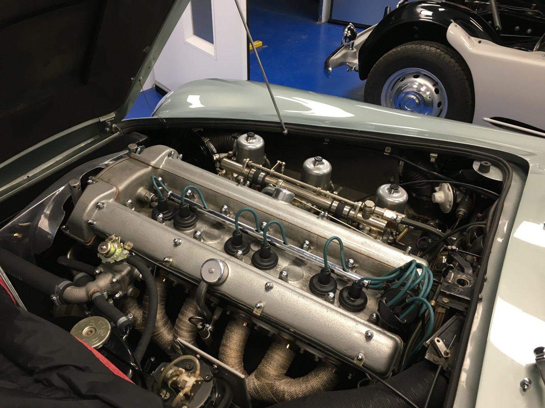 Aston Martin Db5 Engine Bridge Classic Cars Bridge Classic Cars