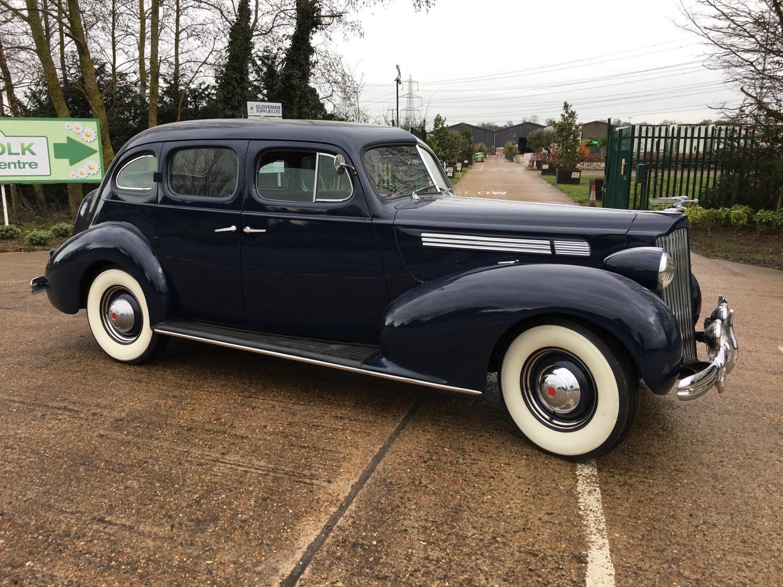 1939 Packard 120 - 744 UXC