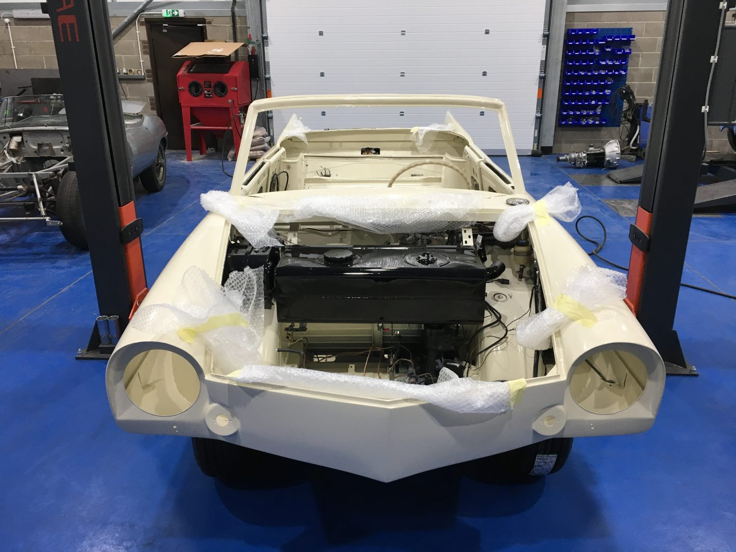 1965 Amphicar: the rebuild