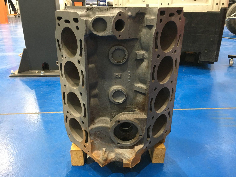 Triumph Stag Engine Block – Drinks Holder