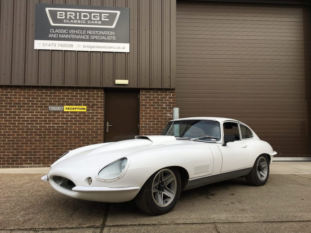 1963 Jaguar E-Type Series 1