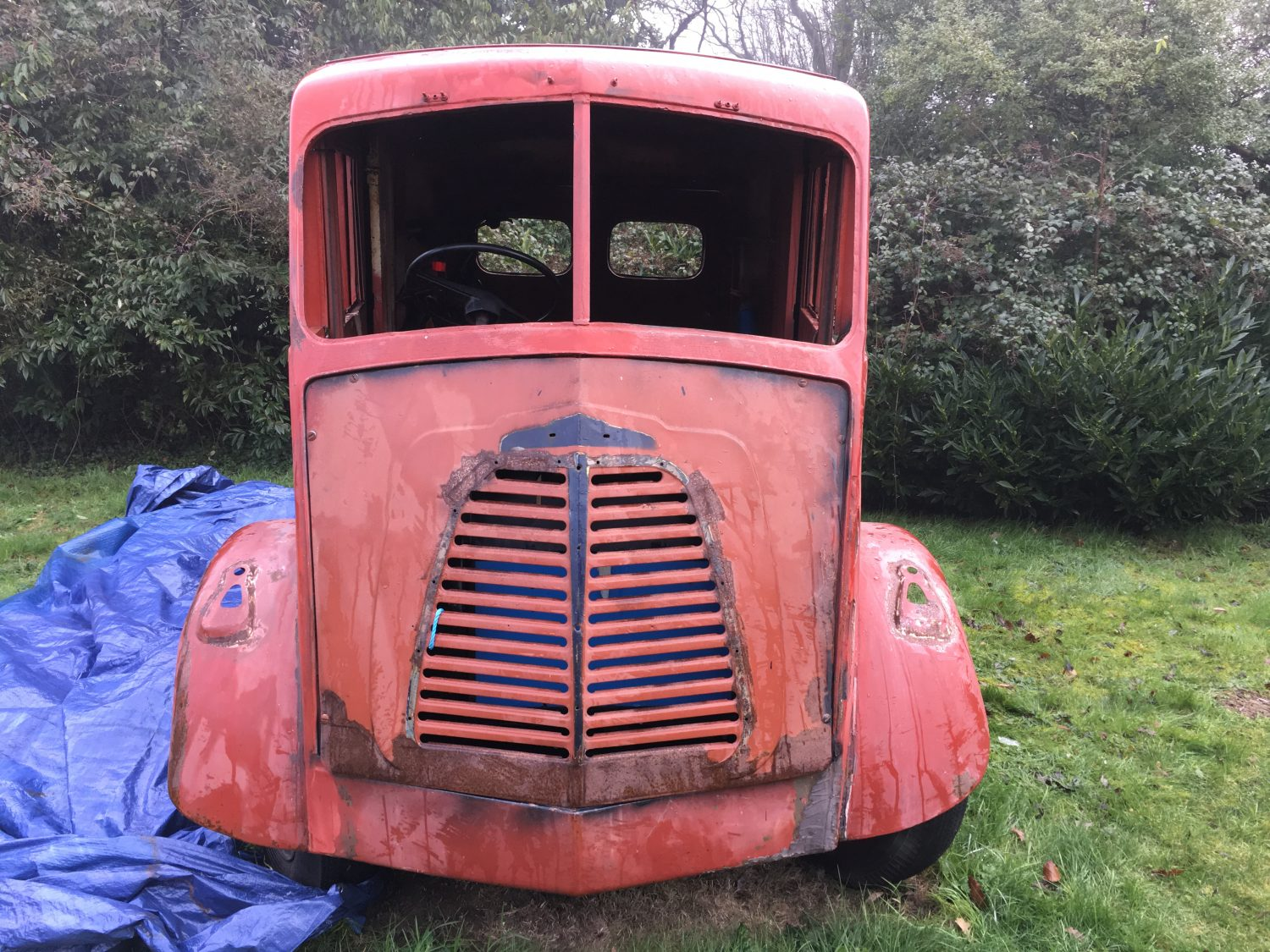 Coming Soon: 1959 Morris J Type