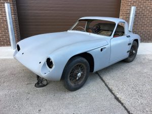 1962 TVR Griffith