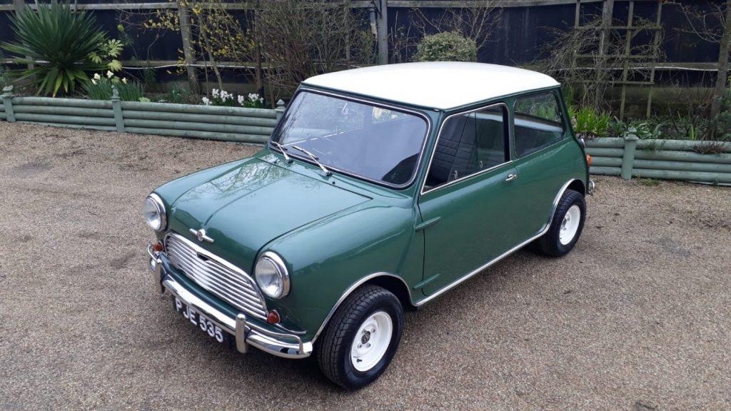 1963 Mini