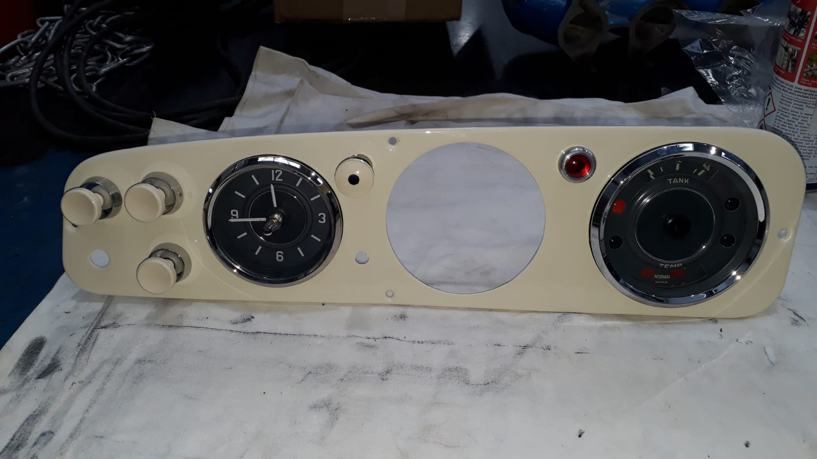 Building the Amphicar Dash