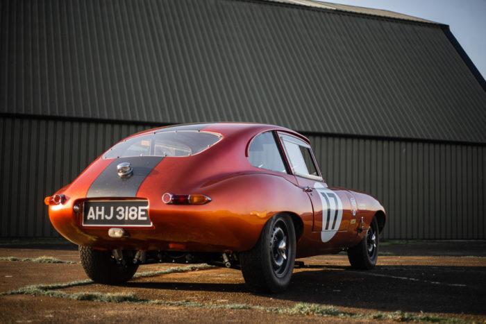 Jaguar E Type photoshoot-201