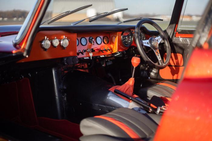 Jaguar E Type photoshoot-220