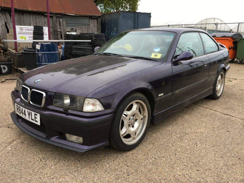 1998 BMW M3 Evo Coupe