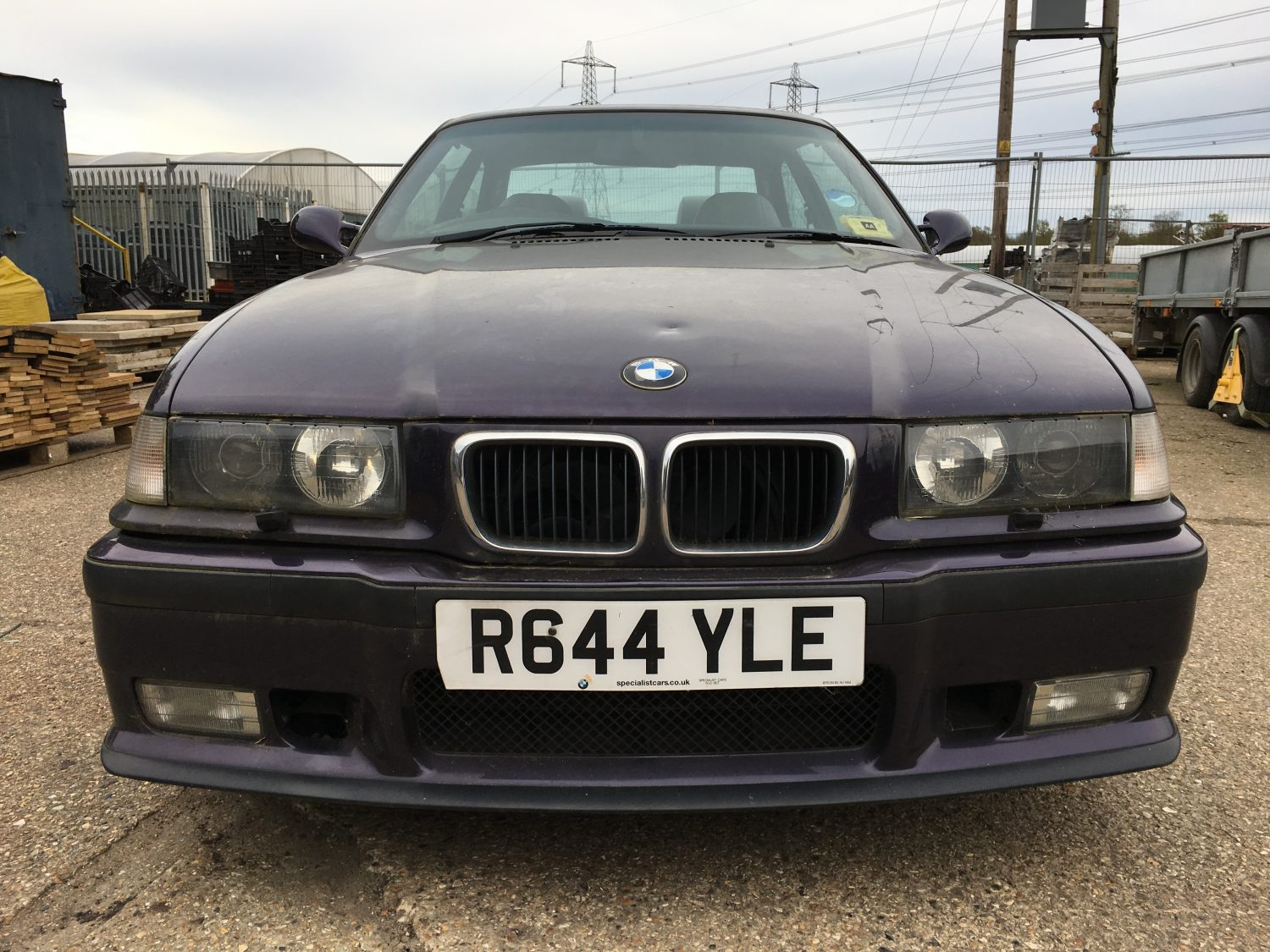 New arrival: 1998 BMW M3 Evo Coupe