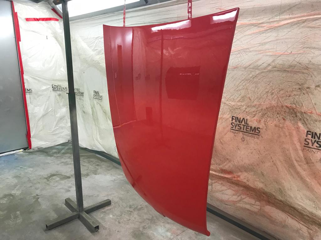 1977 MGBGT Body Panels In Paint