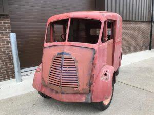 1959 Morris J Type