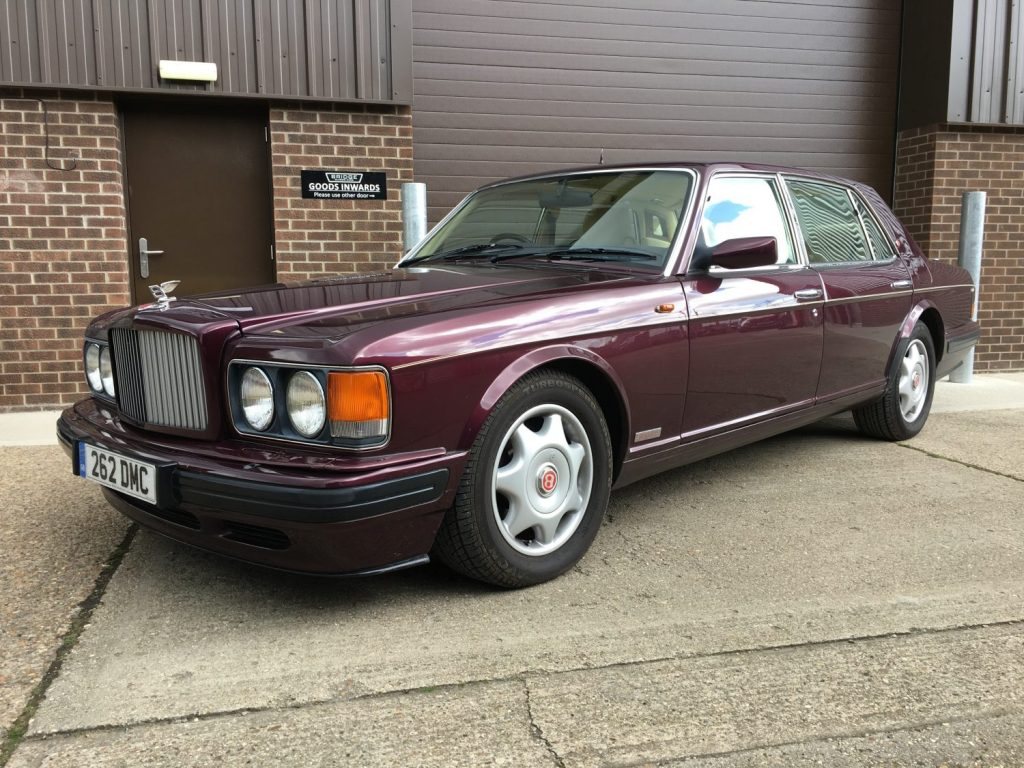 1997 Bentley Turbo R