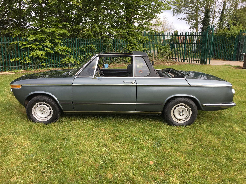 1973 BMW 2002 Targa