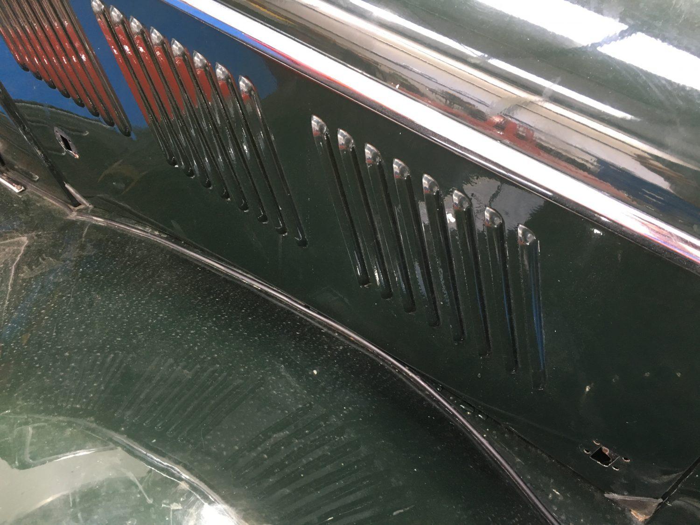 Replacing the bonnet locking mechanism