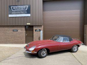 1968 Jaguar E-Type Series 1.5