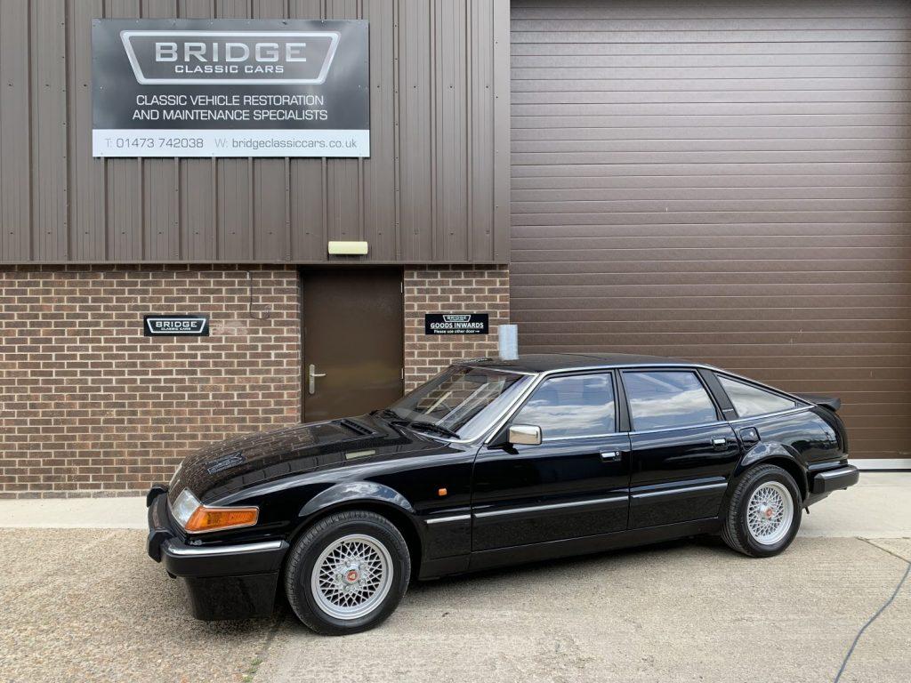1987 Rover Vitesse