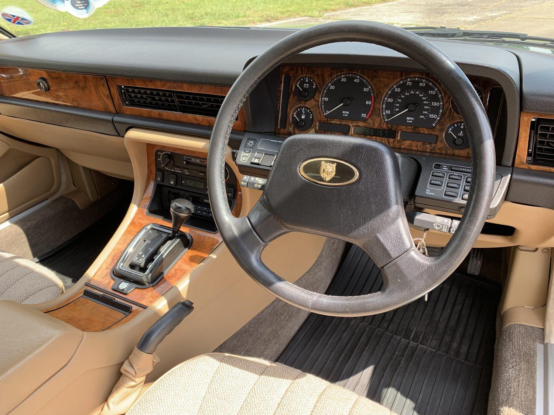 1990 Jaguar XJ6 XJ40 - G756AMO