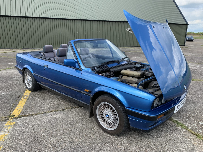 1991 bmw 318 e30 cabriolet bridge classic cars. Black Bedroom Furniture Sets. Home Design Ideas