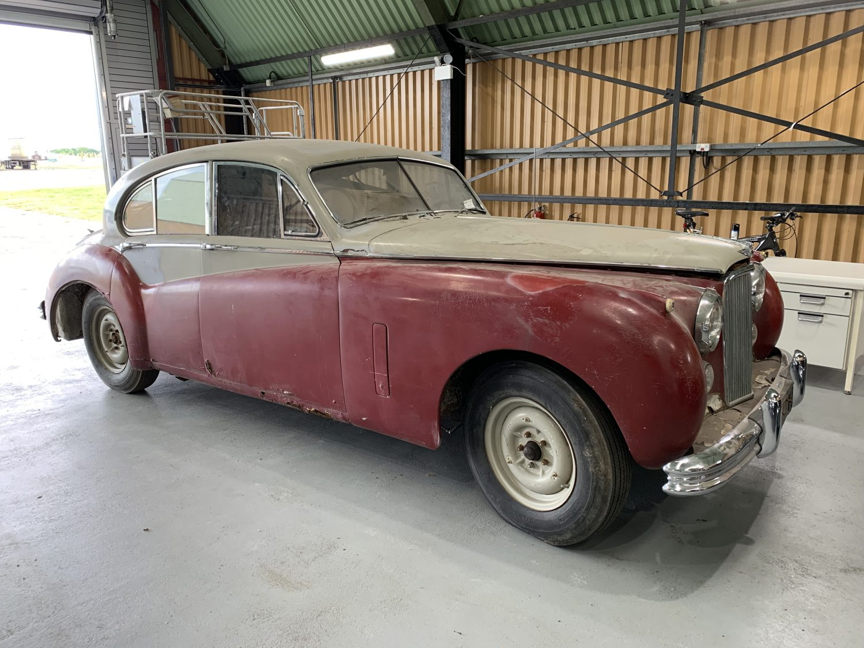 Jaguar Mk VII LHD