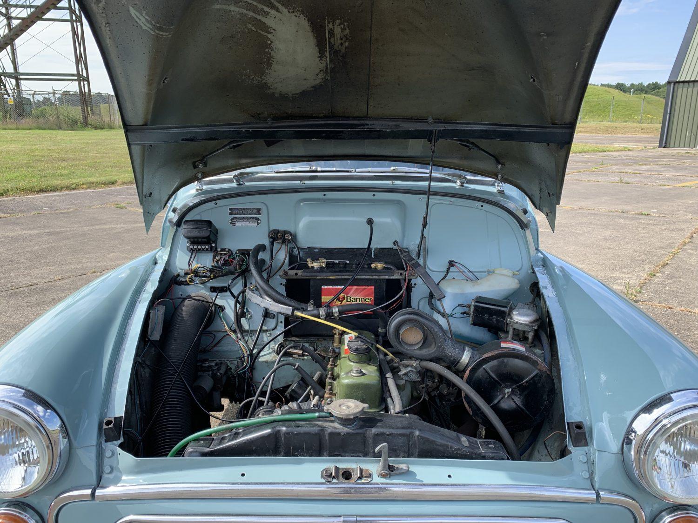 1960 Morris Minor