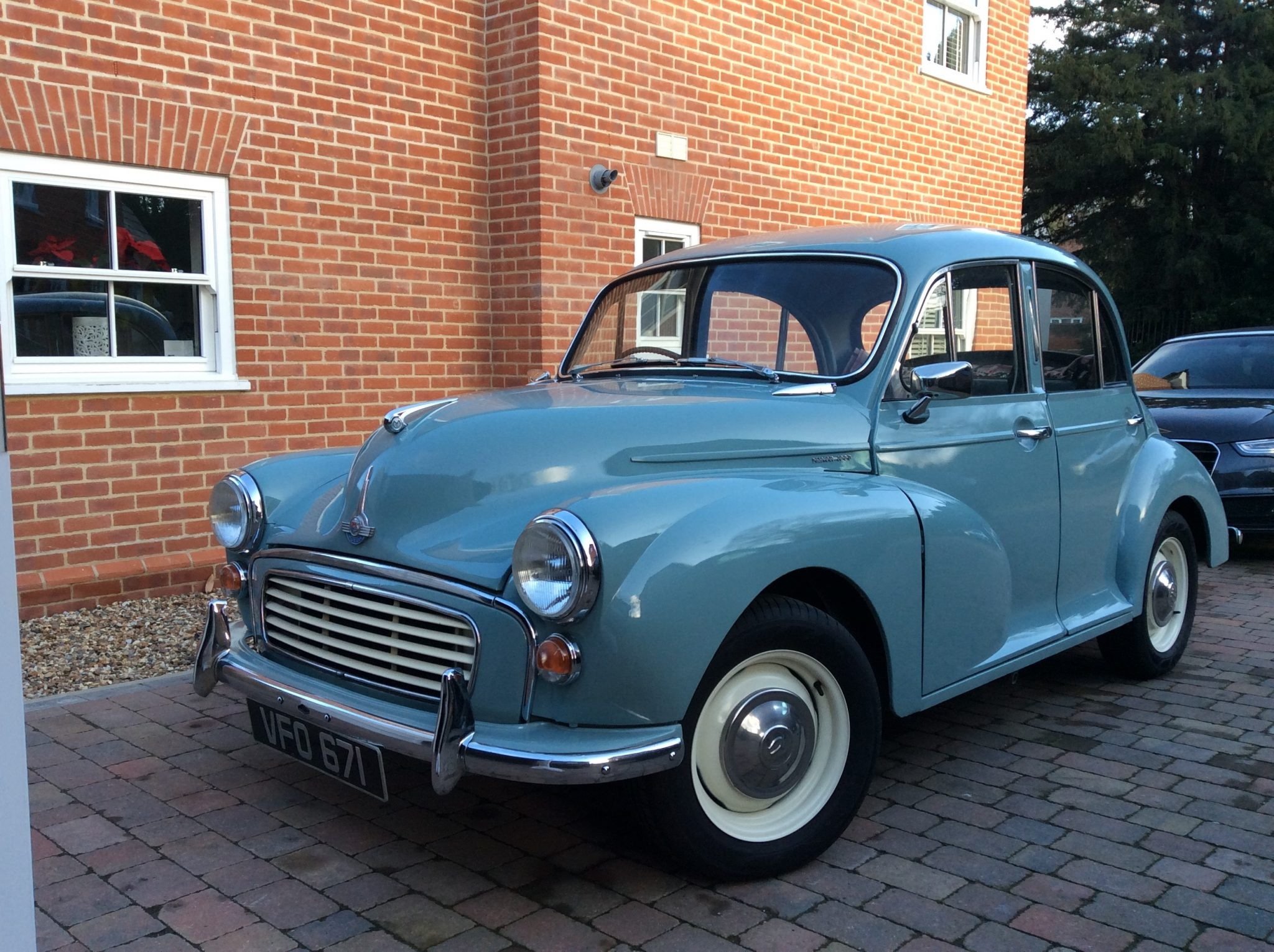 Coming Soon: 1960 Morris Minor