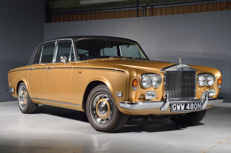 1974 Rolls Royce Silver Shadow I GWW480N