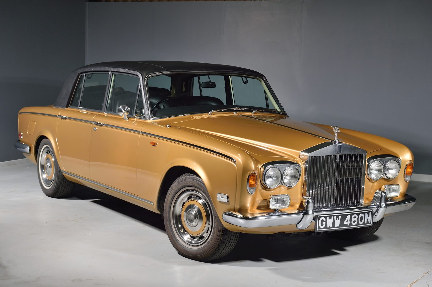1974 Rolls Royce Silver Shadow 1