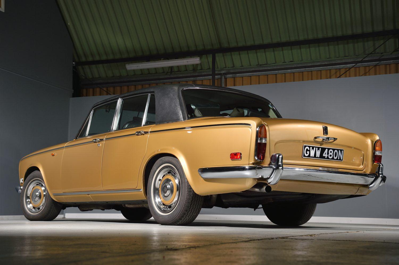 1974 Rolls Royce Silver Shadow I GWW480N (24)