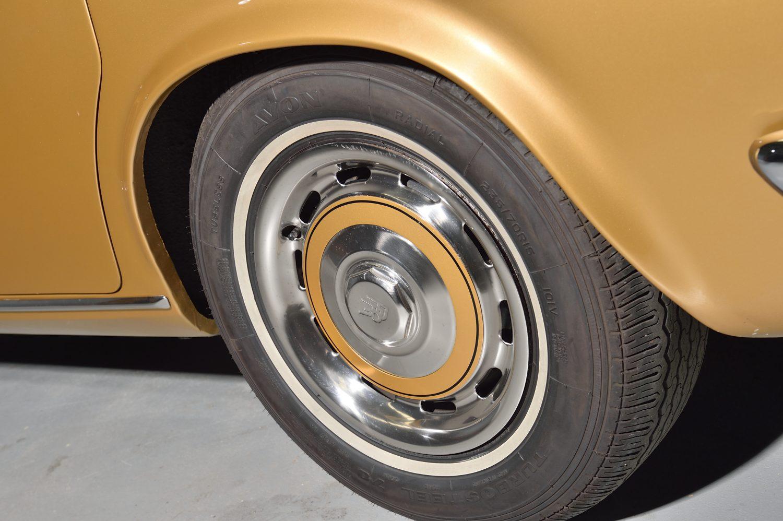 1974 Rolls Royce Silver Shadow I GWW480N (27)