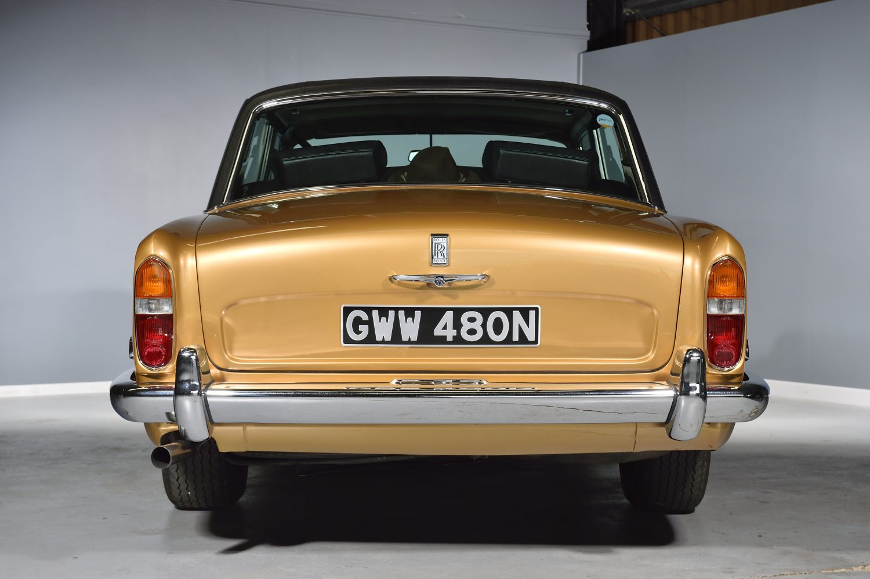 1974 Rolls Royce Silver Shadow I GWW480N (30)