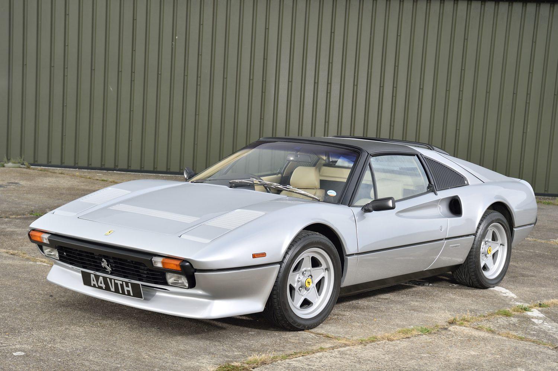 1984 Ferrari 308 Gts Qv Bridge Classic Cars Bridge