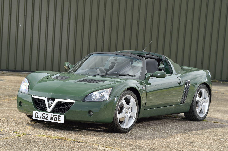 2003 Vauxhall VX220 - British Racing Green003 Vauxhall VX220 (33)
