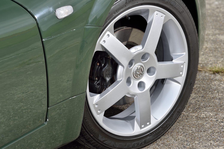 2003 Vauxhall VX220 - British Racing Green