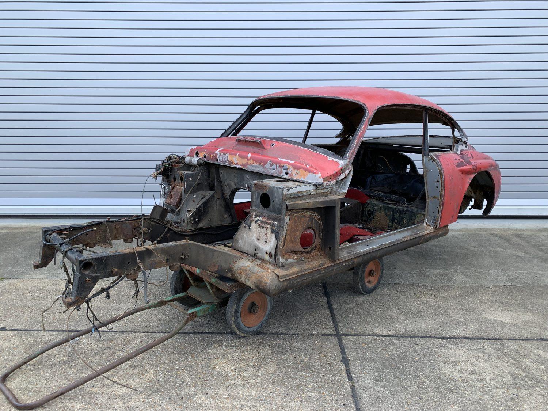 1960 Jensen 541R – Awaiting Restoration