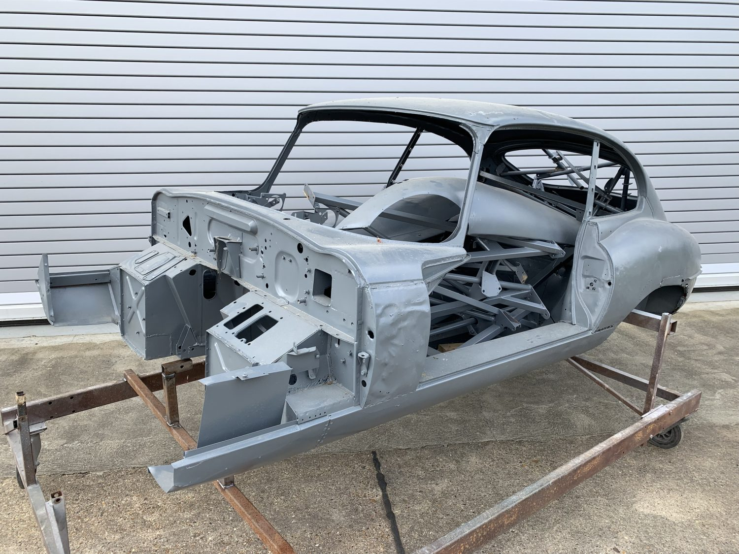 1967 Jaguar E-Type – looking for a new home